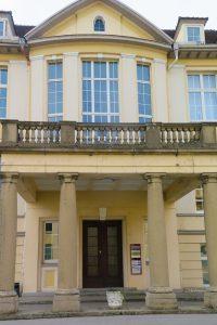 Osteopathie Hiptmair Gebäude